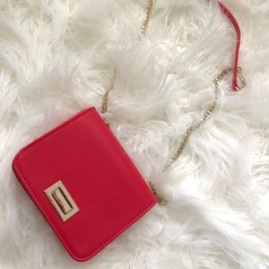Red mini bags